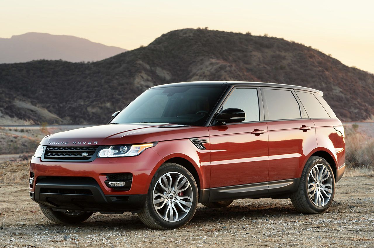2014 Land Rover Range Rover Sport Supercharged Review Photo Gallery Autoblog Auto Carros Motos