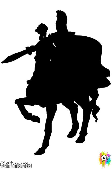 Caballero fantasia dibujo castillos pinterest - Arte celtica colorare le pagine da colorare ...