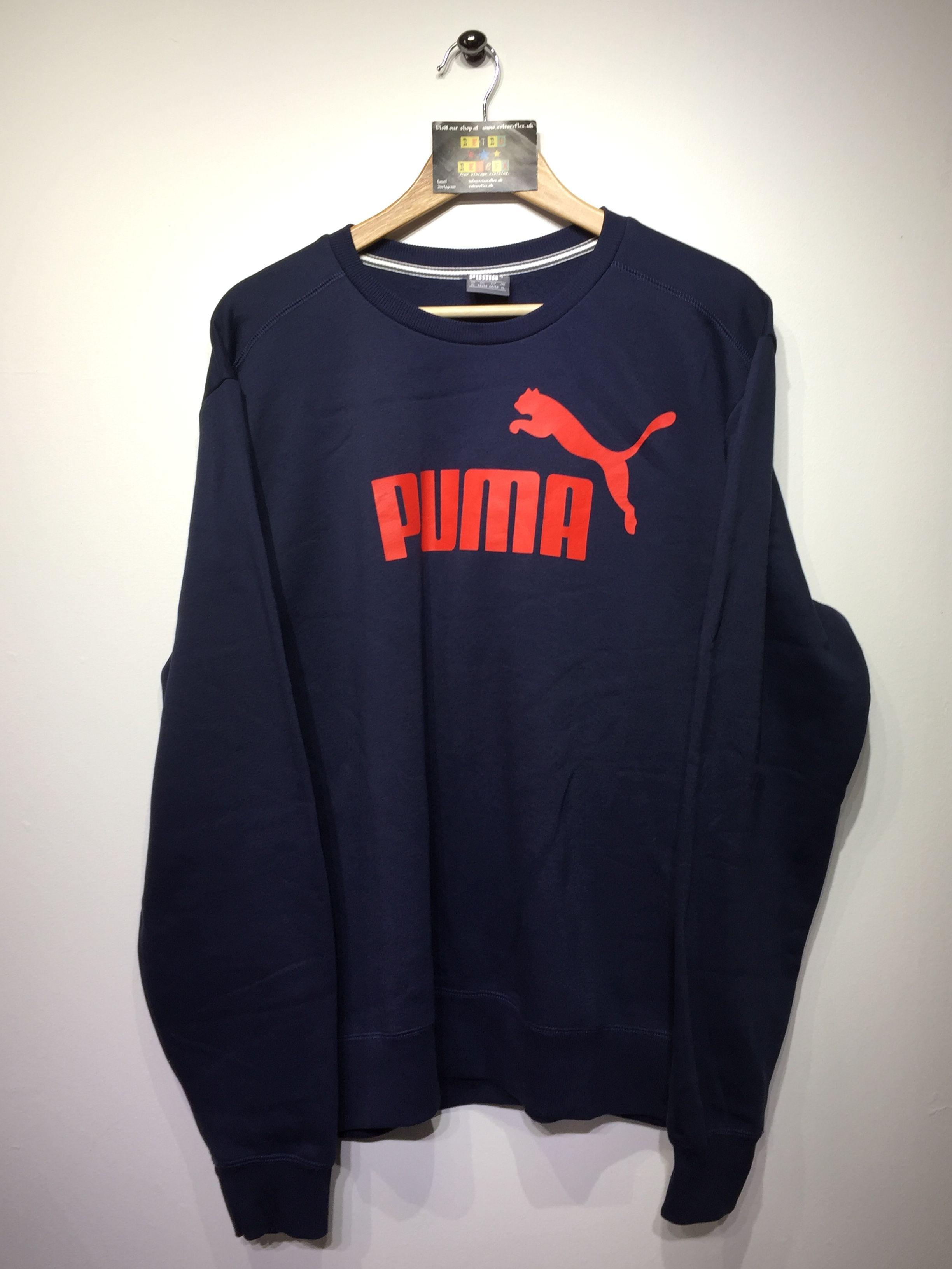 bb3b3f7835bc Puma Sweatshirt size X Large (but Fits Oversized) £32 Website ...