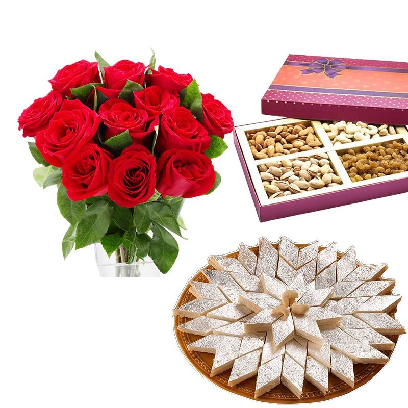 Online Sweets Send Sweets to India with Indiagift.in to