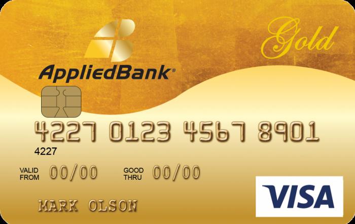 merrick secured credit card