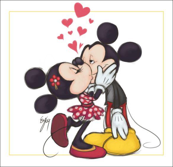 Mickey E Minnie Parte 1 Mickey Mouse Mickey Mouse E Amigos E