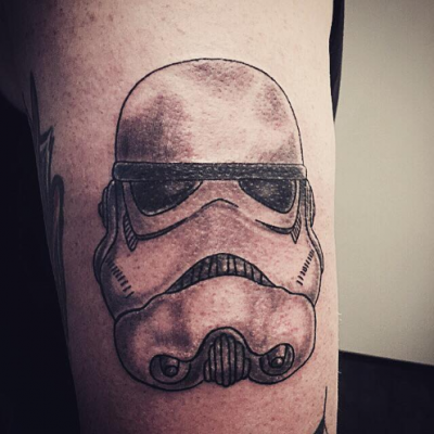 Artist : Tattooshopstichpunkt #sorrymummytattoo