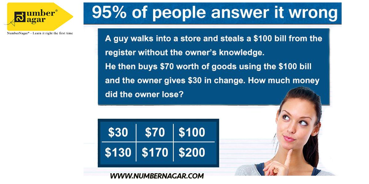 95% people fail to answer this simple Math Problem - Genius Test ...