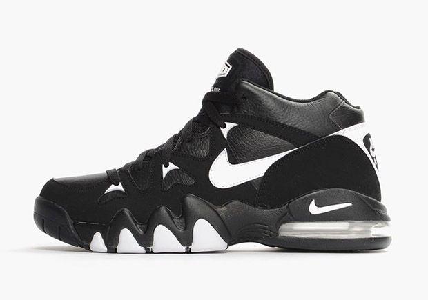 9d5b2d5c89c4 Nike Air 2 Strong Mid Black White