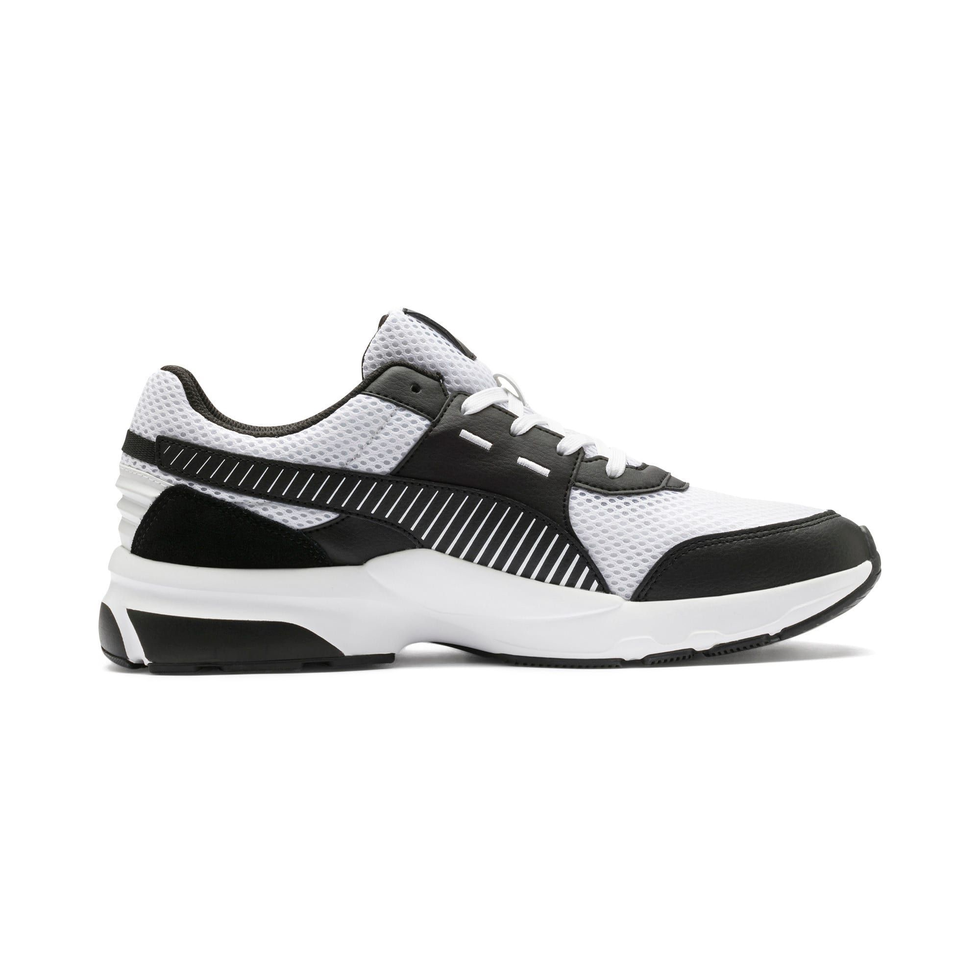 PUMA Chaussure de course Future Runner Premium, BlancNoir