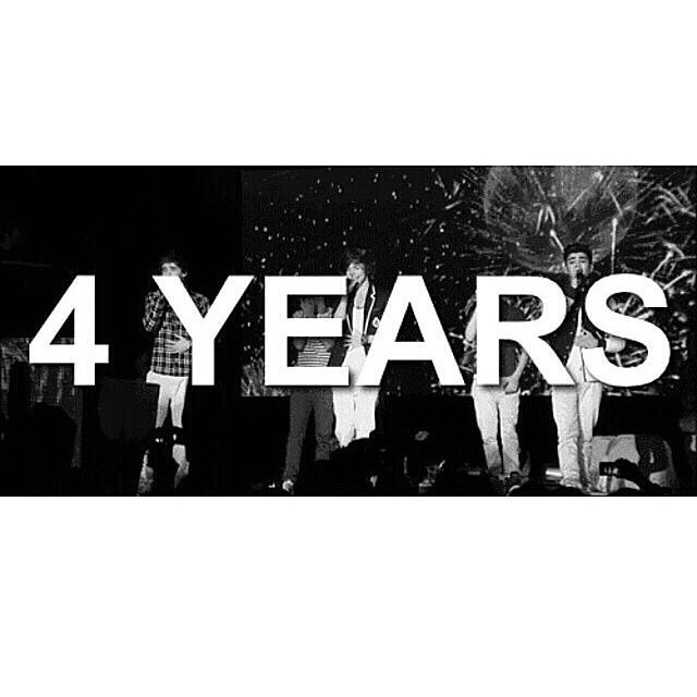 So proud . #4yearsofonedirection