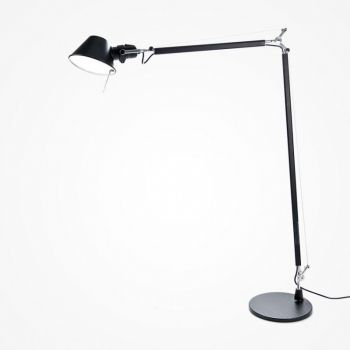 Artemide Tolomeo Floor Lamp Black Lamp Desk Lamp Floor Lamp
