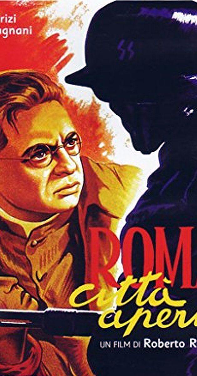 Roma città aperta (1945) - IMDb