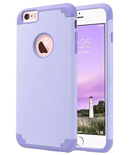iPhone 6S Plus Case, iPhone 6 Plus Case, ULAK Slim Dual Layer ...