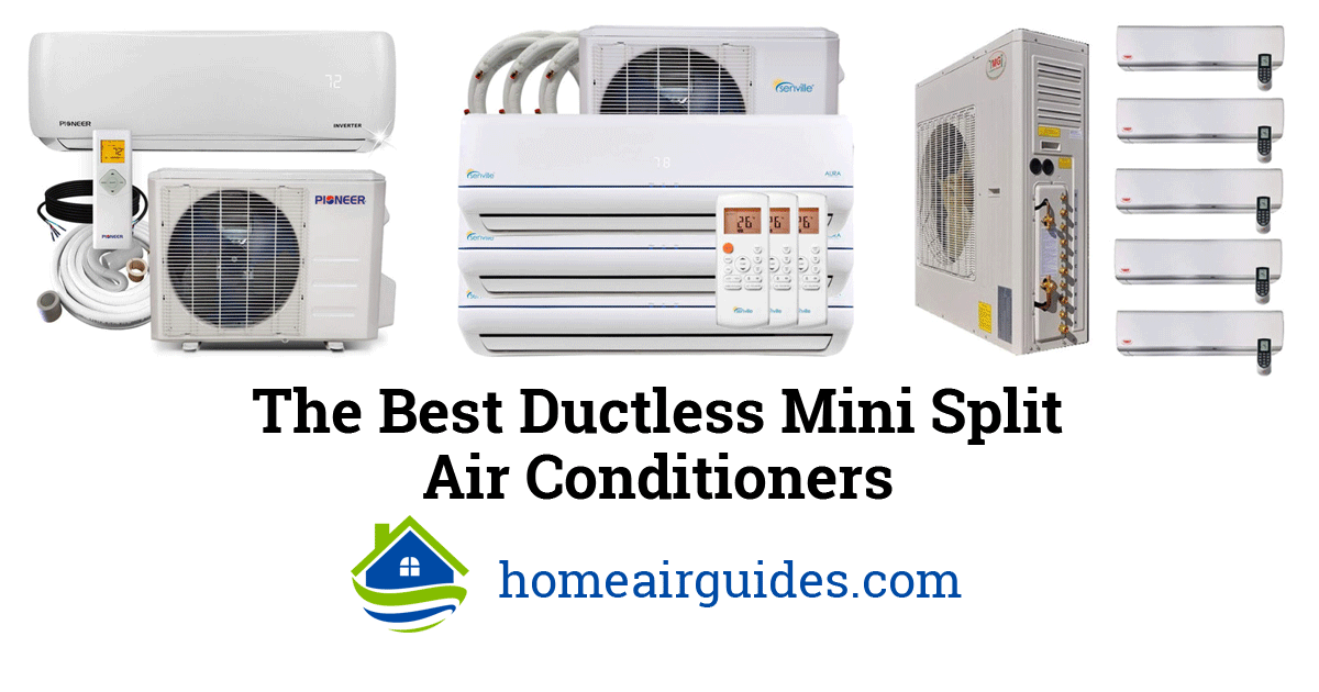 Best Ductless Mini Split Air Conditioner (AC System