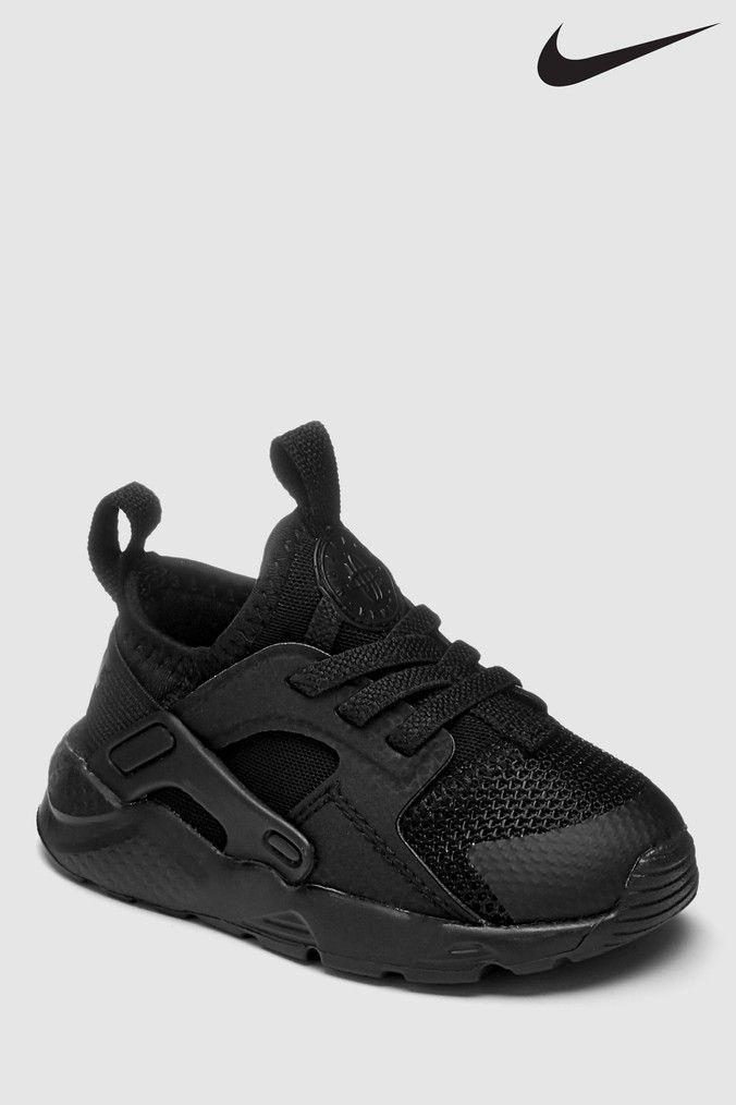 black huaraches infant