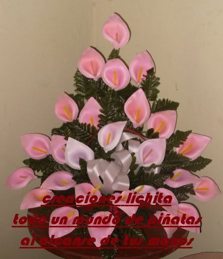 Arreglos Florales En Fomi Termoformado Foami Flower