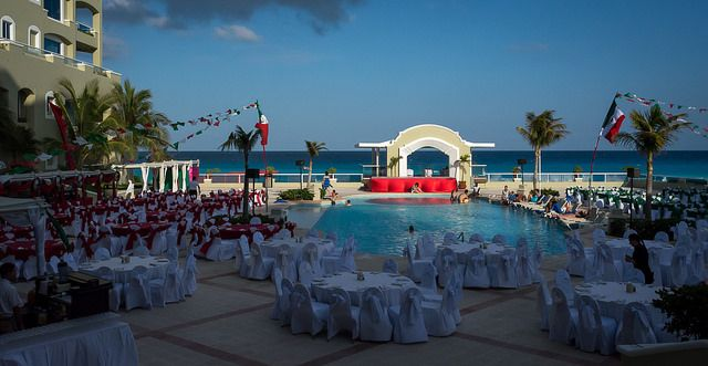 Gran Cribe Real, one of our favorite All inclusive resorts in Cancun.