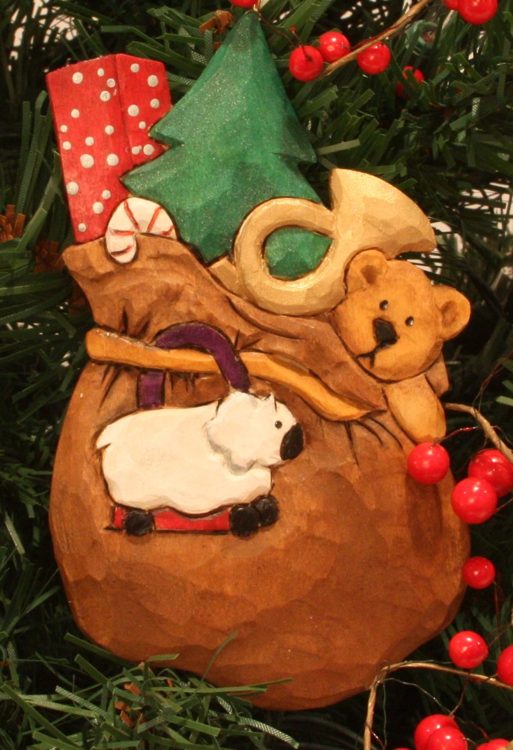 Carved And Painted By Susan L Hendrix Wasatch Woodcarver Wood Carving Patterns Santa Carving Carving