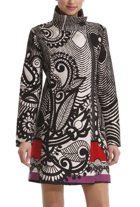 CAPPOTTO DESIGUAL. CAPPOTTO DESIGUAL Cappotti Per Donna ... 68afff89181