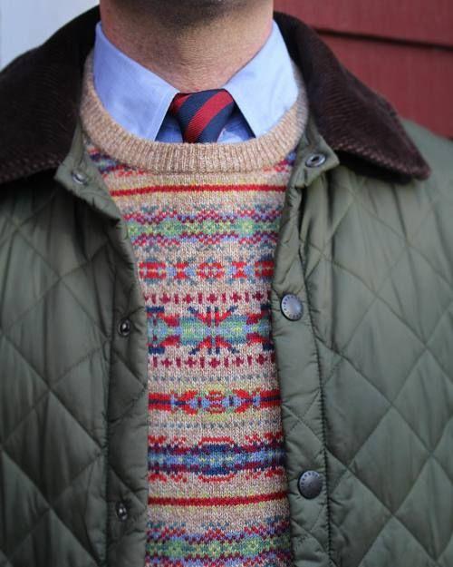 Fair Isle For Real. | Knitting | Pinterest | Fair isles