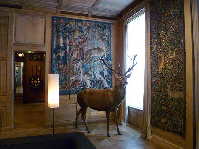 Mus e de la chasse et de la nature 62 rue des archives for Hotel design 75003