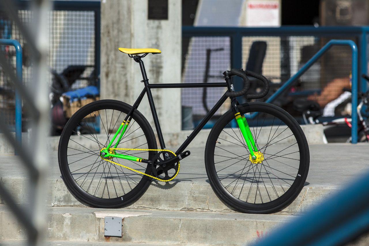 Jamaica 2 0 Fixie Speed Bike Bike Art