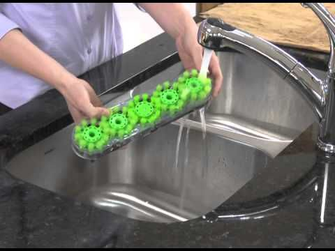 Cleaning the SpinScrub Brushes: Hoover Power Scrub (Deluxe) Carpet Washer FH50140/FH50150 - YouTube
