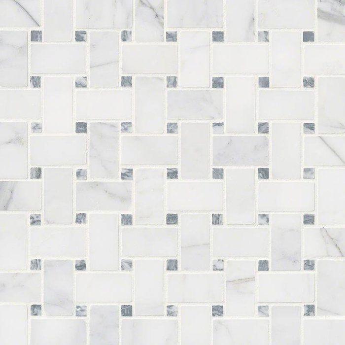 Calacatta Cressa Mosaic Tile
