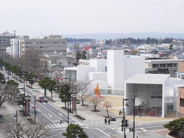 towada art center, ryue nishizawa. towada, japão, 2008.