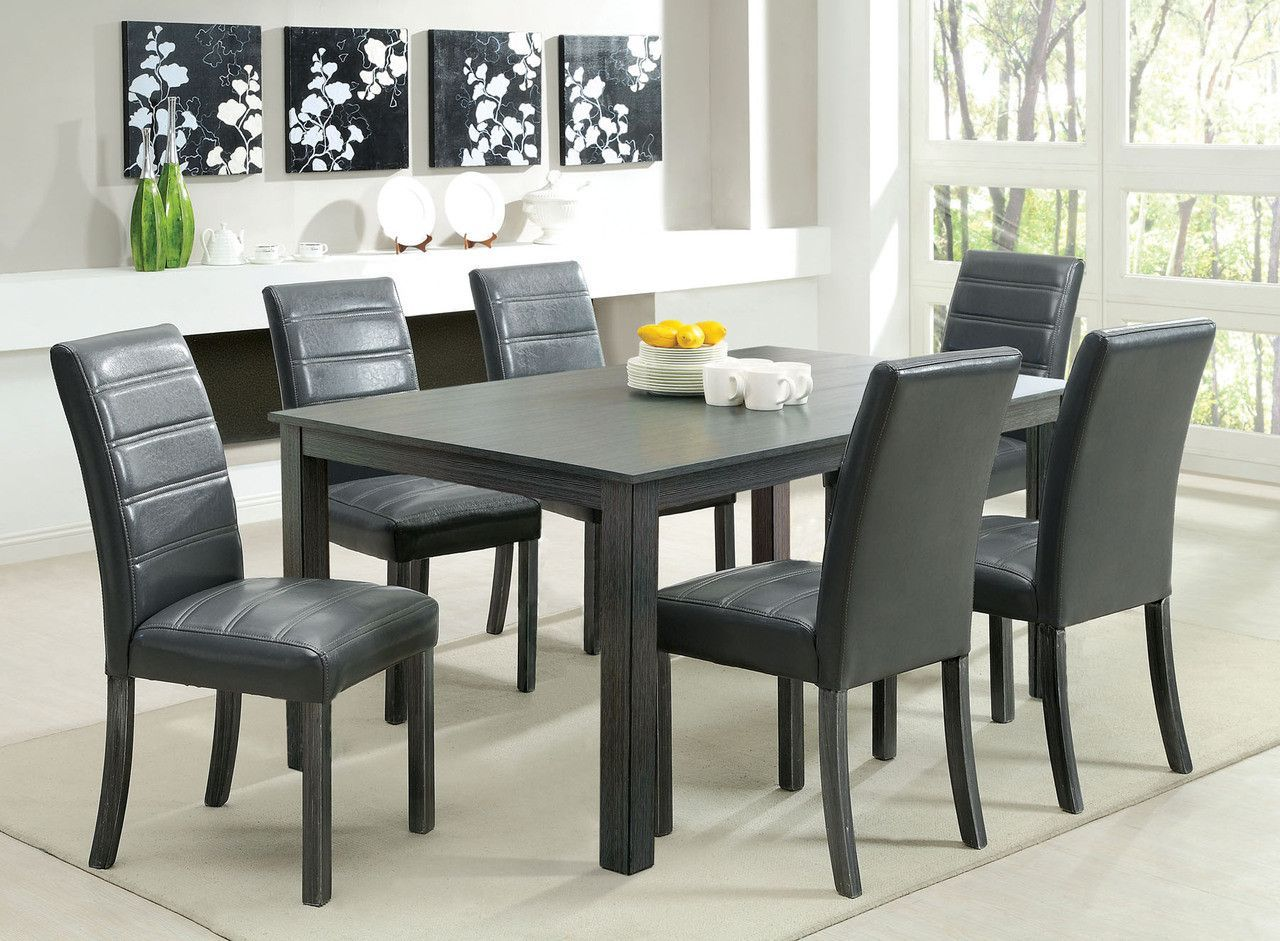 dining table with 6 chairs kenton i collection cm3179t kitchen rh pinterest co uk