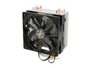 Cooler Master Hyper 212 Evo Rr 212e 20pk R2 Continuous Direct Contact 120mm Sleeve Cpu Cooler Compatible With Latest Intel 2011 1366 1155 And Amd Fm1 Fm2 Am3 Cooler Master Cooling Fan Evo