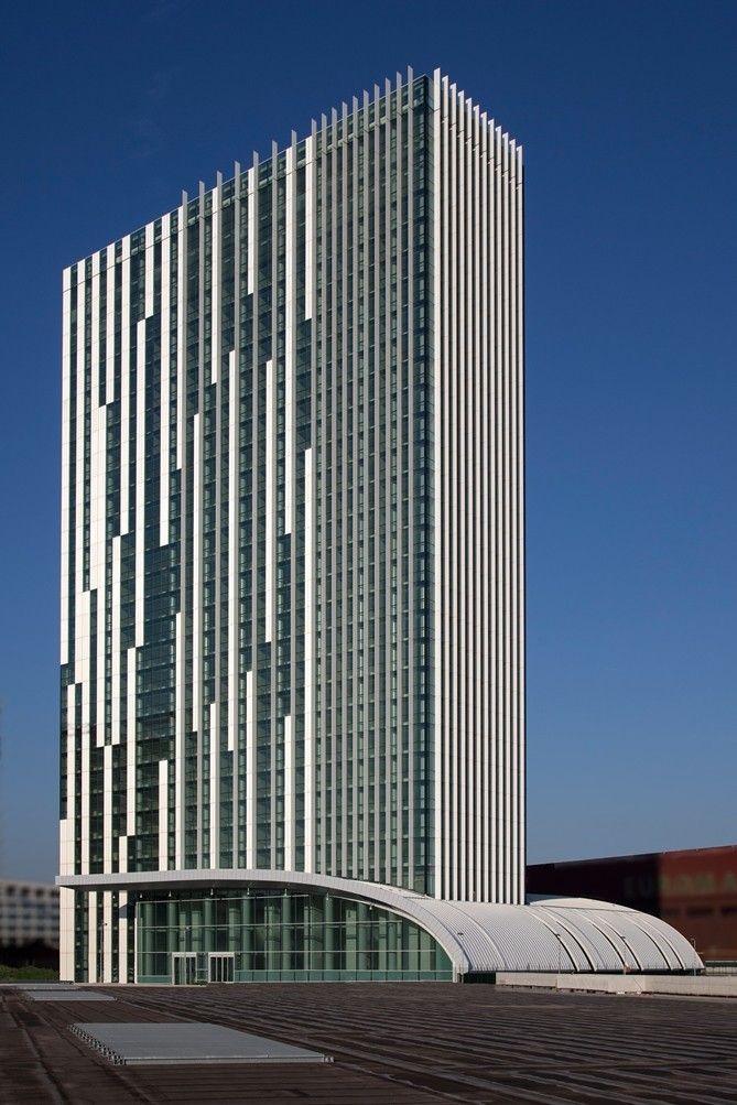 Office Tower Europarco larson ® Light Grey Roma (ITALY