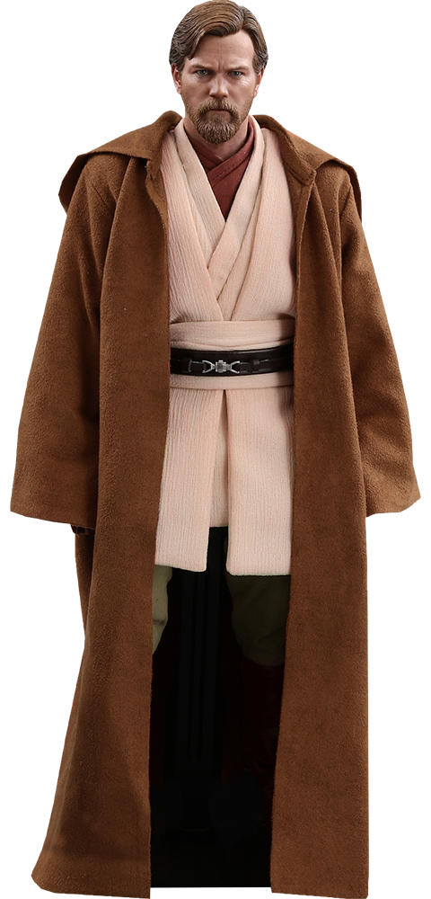 Star Wars Obi Wan Kenobi Deluxe Version Sixth Scale Figure B Sideshow Collectibles Obi Wan Obi Wan Kenobi Star Wars Obi Wan