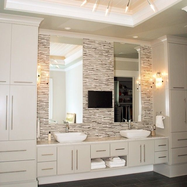 Bathroom Remodel Ideas To Inspire You: Interior Decorating @inspire_me_home_decor Instagram