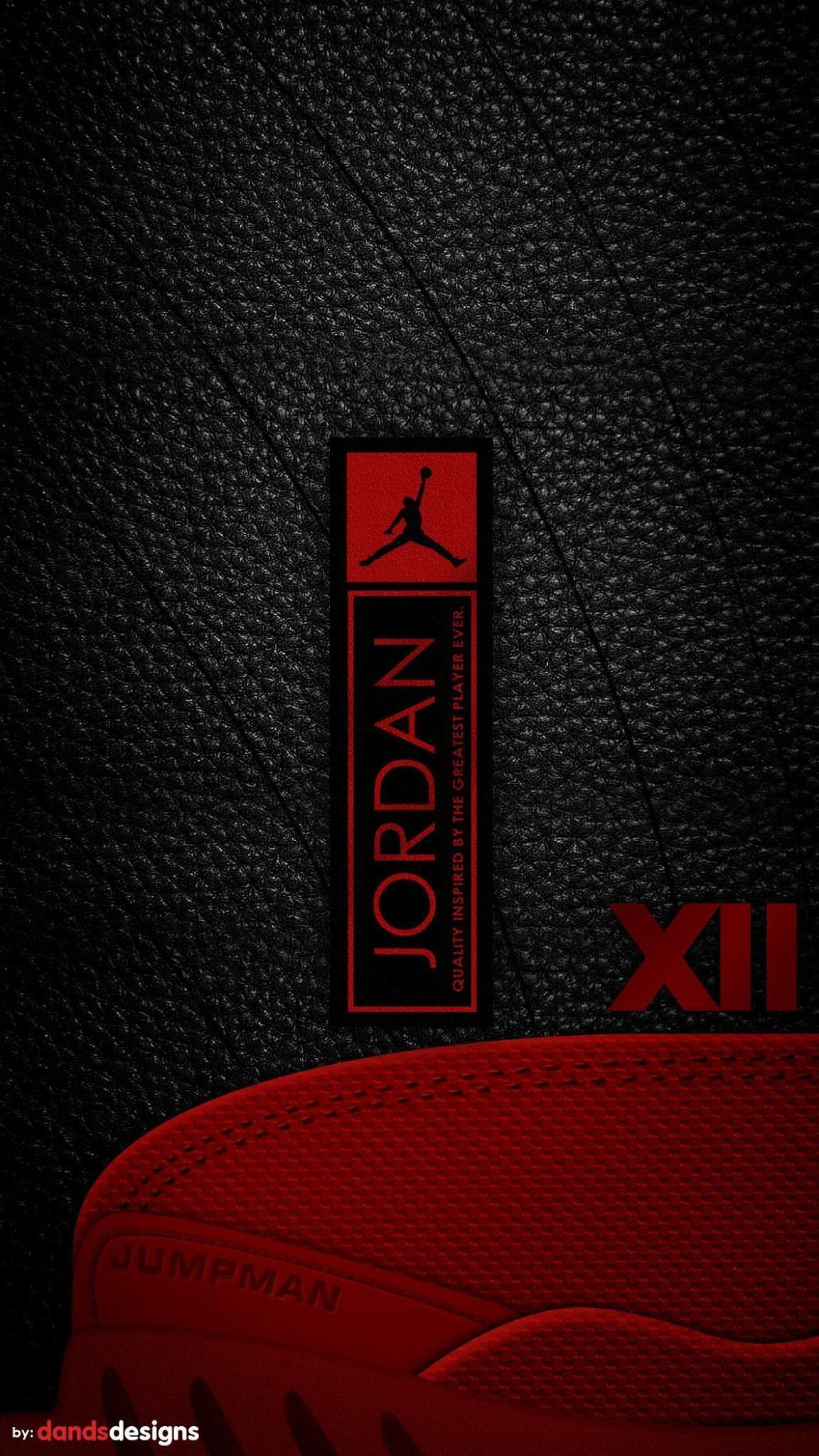 Jordan 12 Jordan Logo Wallpaper Nike Wallpaper Cool Nike Wallpapers