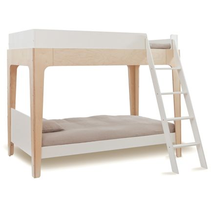 A very different bunk bed from Perch.  Really pretty, albeit a bit expensive