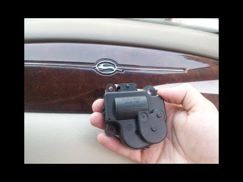 Monte Carlo Fuse Box Chevy Blend Door Actuator Replacement 2006 2013 Impala