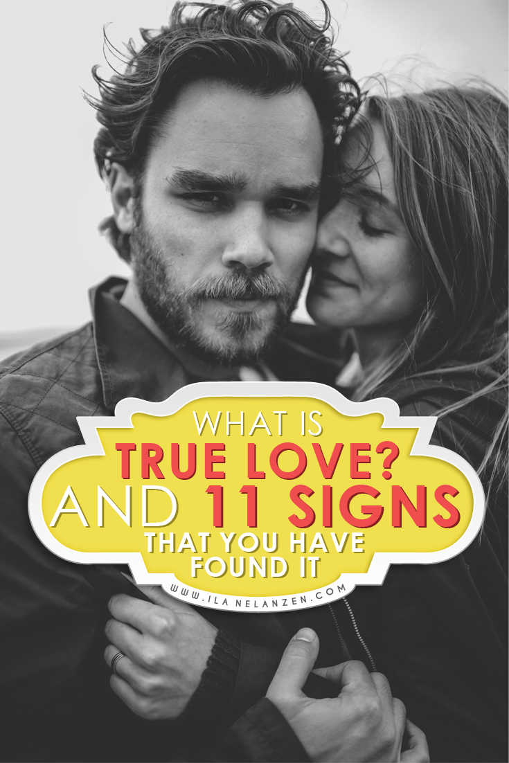 True man — 11 signs 21