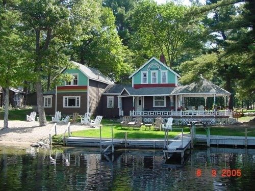 3 bedroom cottage rental in waterboro maine usa the painted lady rh pinterest com