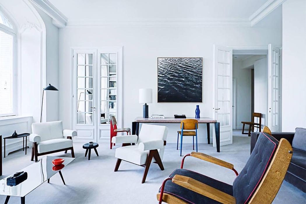 Emmanuel de Bayseru0027s Paris apartment 6png Emmanuel