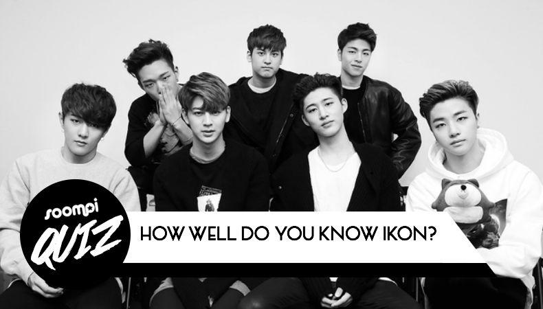QUIZ: How Well Do You Know iKON? | Soompi | KPOP | Ikon, Ikon member