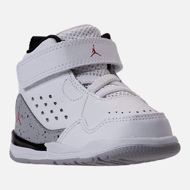 sports shoes 191d0 d9ae0 Nike Boys  Toddler Jordan Flight SC-3 Basketball Shoes