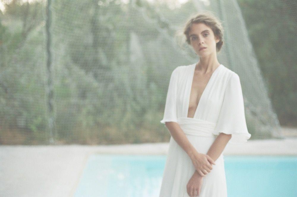 Donatelle Godart - Robes de mariée - collection 2017 - A découvrir sur le blog…