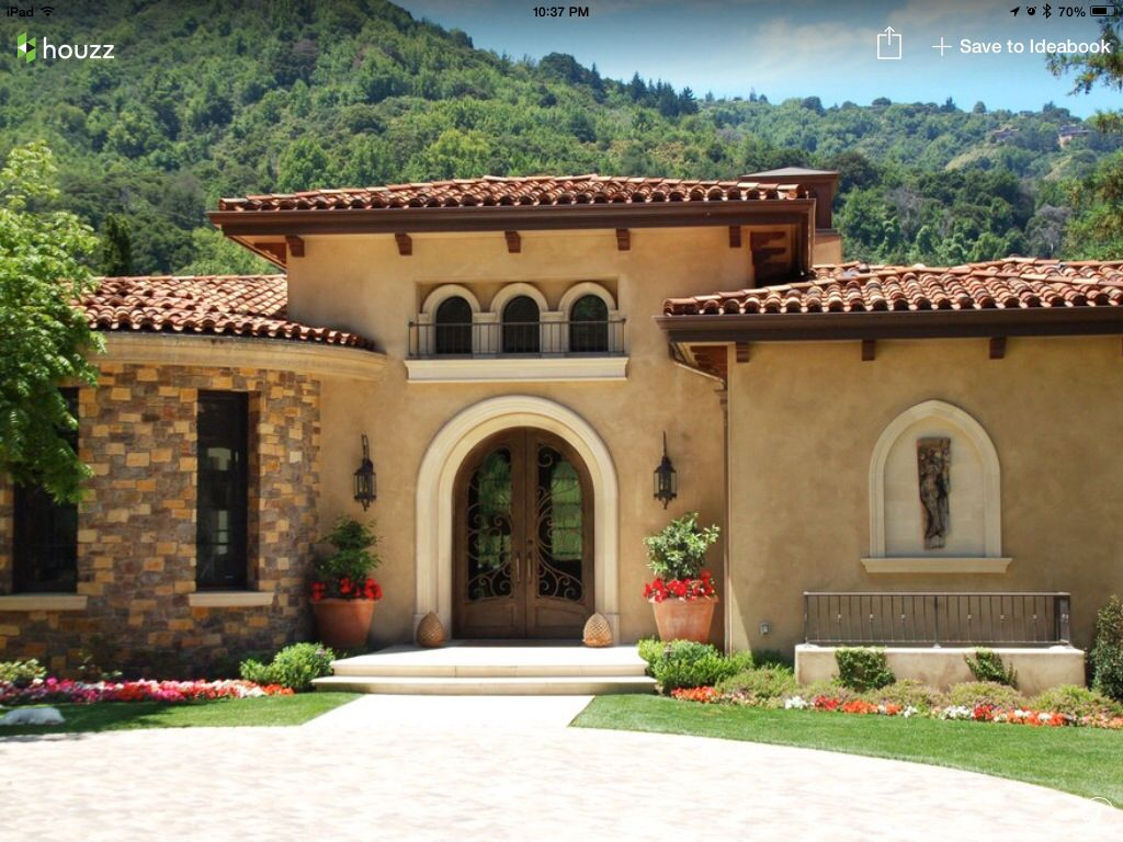 Pin by Amberly Gohl on Stucco/Spanish Home Ideas | Pinterest ...