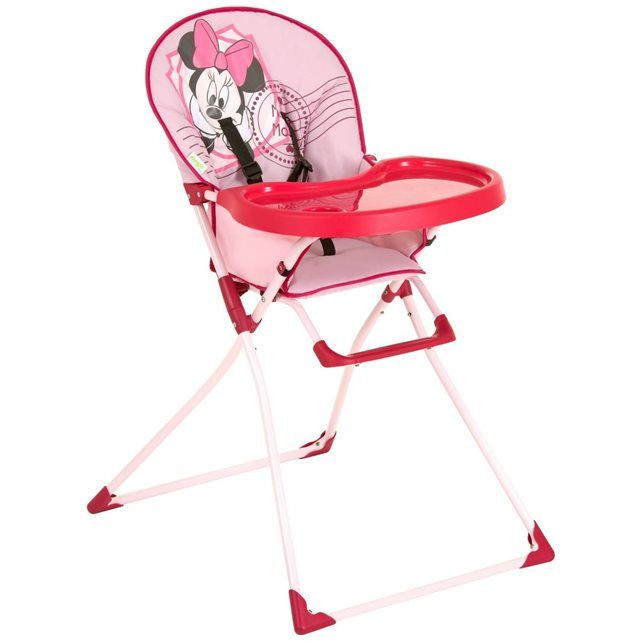 Chaise Haute Mac Baby Minnie Mouse Disney Bebe Disney Chaise