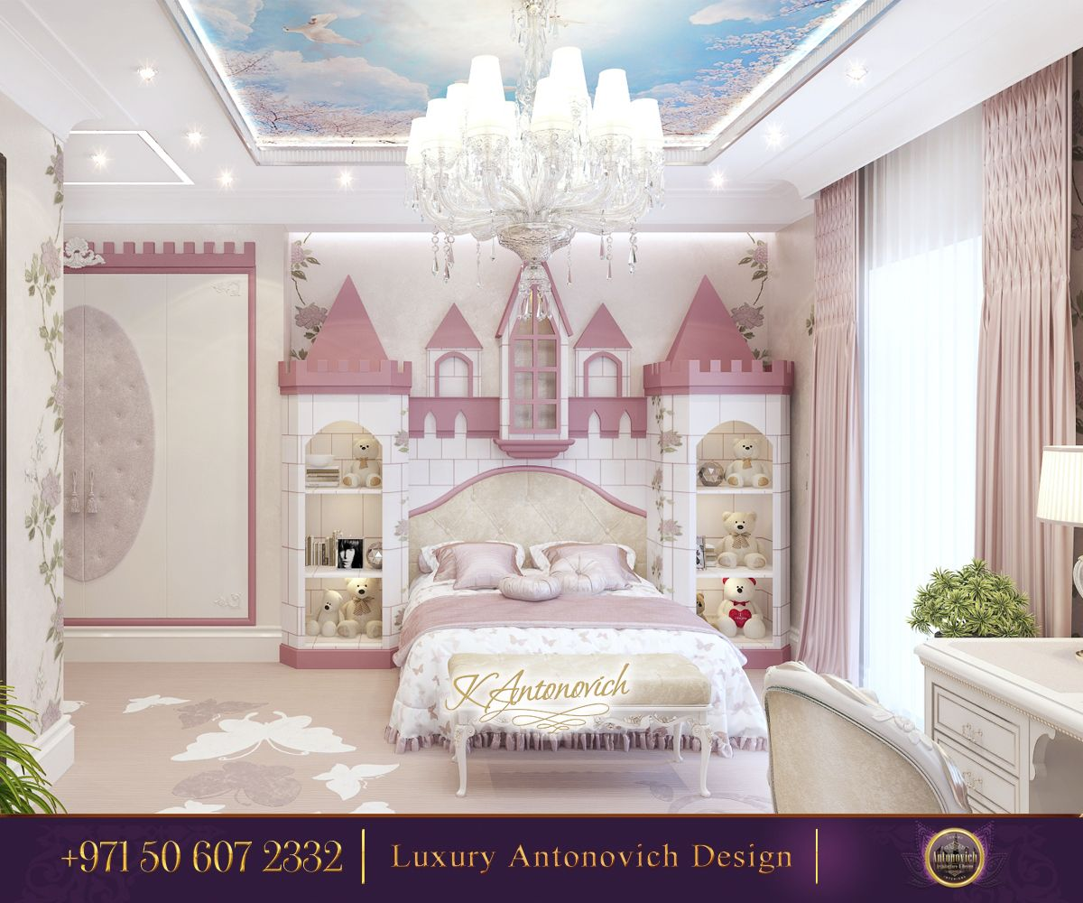 The perfect kidu0027s bedroom to amuse your