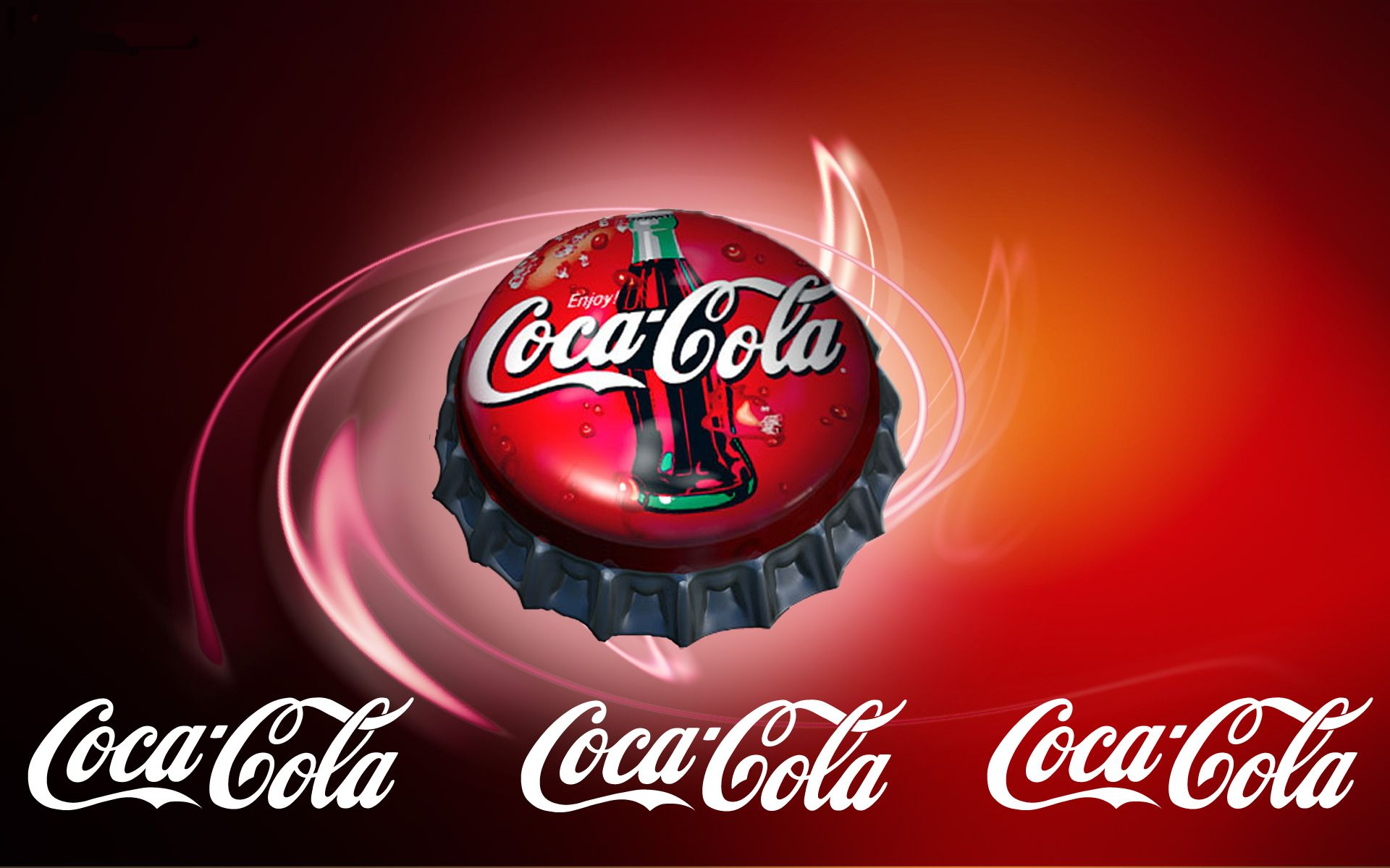 Pin On Coca Cola Wallpapers