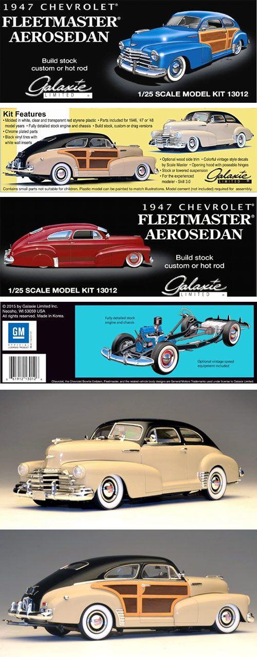Galaxie Limited 1947 Chevy Aerosedan or Country Club Aerosedan ...