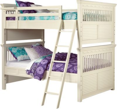 shop for a emma s escape full full bunk bed at rooms to go kids rh pinterest com