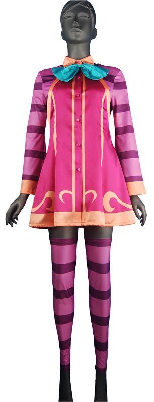 League of Legends Lulu cosplay costume LOL Fae Sorceress costumes ...