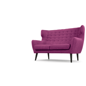 kubrick 2 seater sofa plum purple home 2 seater sofa funky rh za pinterest com