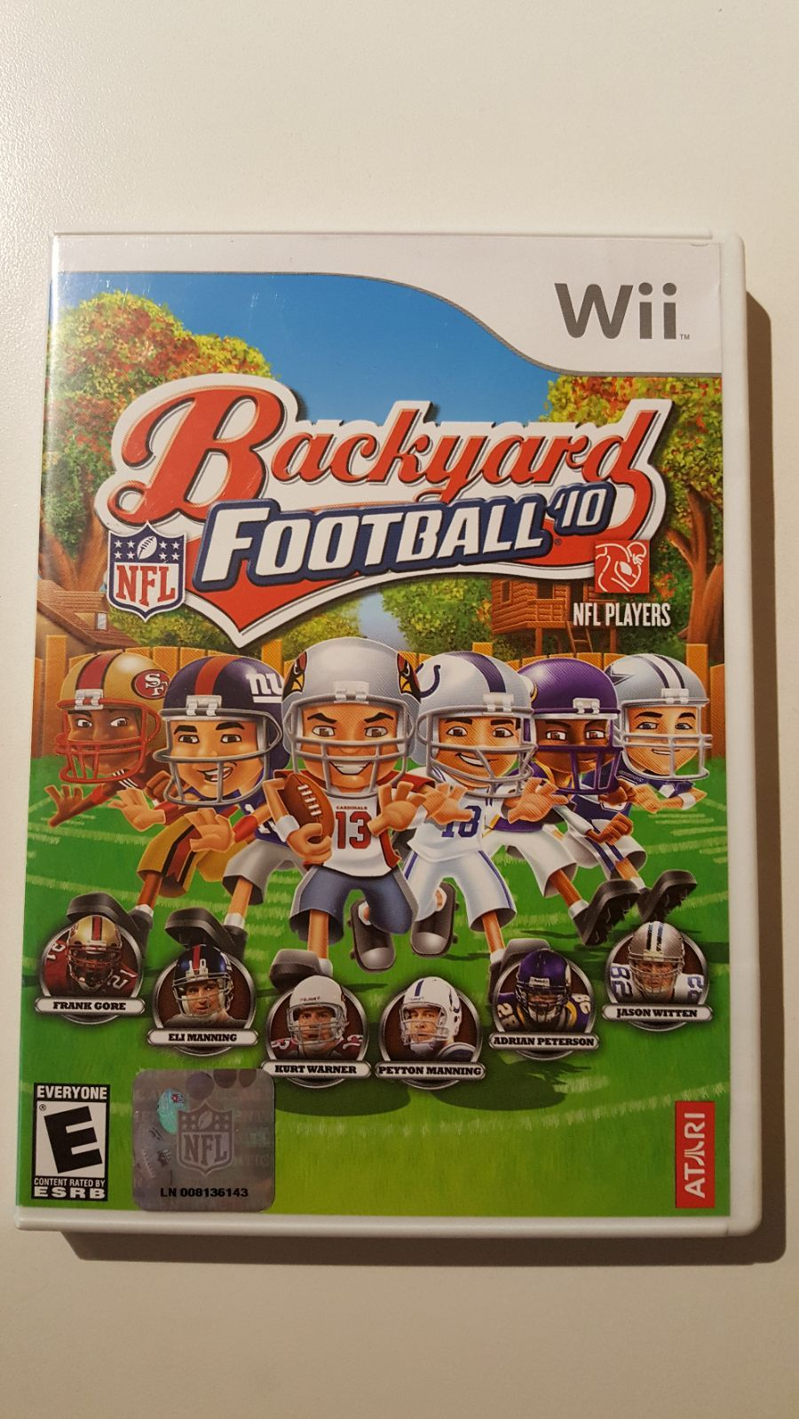 Backyard Football Players - House Backyards