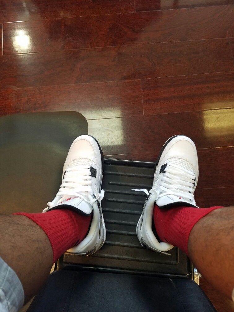 Air Jordan 4 salon